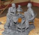 """Скульптуру """"Тульское чаепитие"""" отольют в бронзе"""