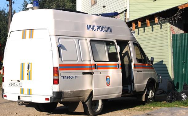 В Тульской области найдены два снаряда времен ВОВ