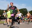 1200 бегунов поучаствовали в тульском марафоне «Щит и меч»: фоторепортаж