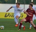 Молодёжка «Арсенала» уступила «Рубину» со счётом 2:1