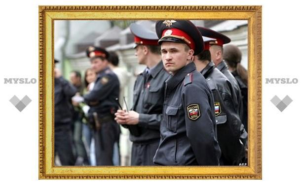 Молодежь Тулы будет помогать милиции