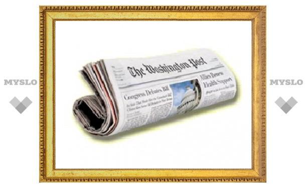 Газета The Washington Post закрывает корпункты и останется только в Вашингтоне: кризис повлиял