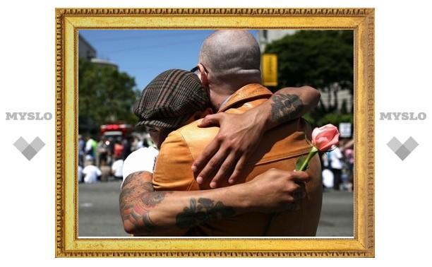 В Мексике легализовали однополые браки