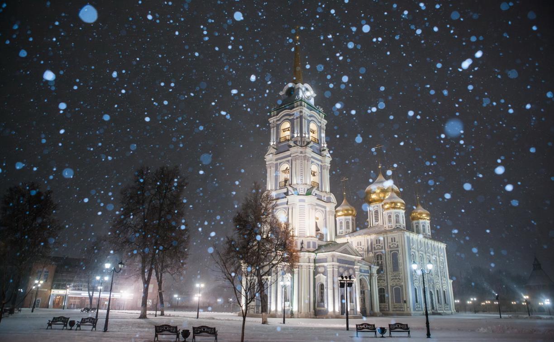 В Туле минувшая ночь стала самой морозной с начала зимы