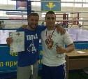 Тульский боксёр привёз серебро с чемпионата Вооружённых сил Российской Федерации