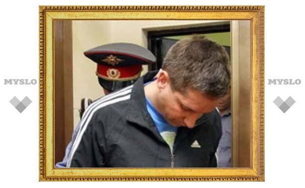"""Задержан бывший заместитель начальника ОВД """"Царицыно"""""""