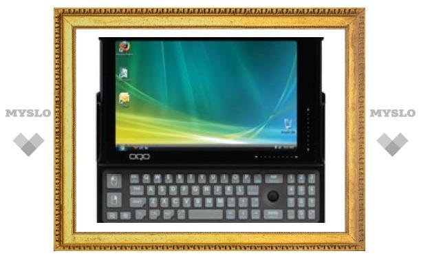 OQO представила первый портативный компьютер с OLED дисплеем
