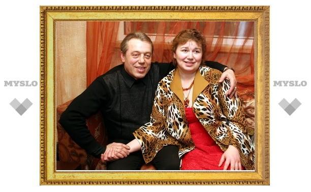 Родители Алексея Воробьева решили обвенчаться