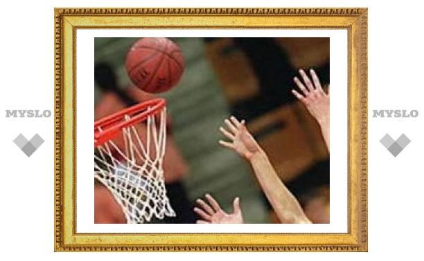 Тульские баскетболисты снова лидеры