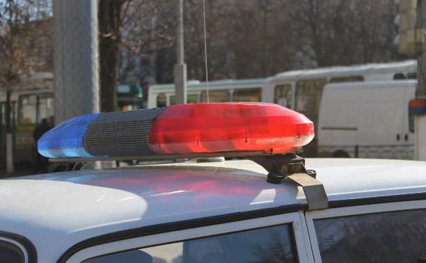 В Плавском районе водитель трактора сбил трёхлетнего ребёнка