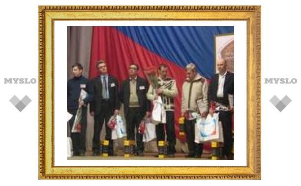 Туляк - один из лучших токарей России