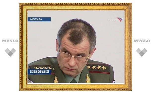Нургалиев уменьшит количество милиционеров на футболе
