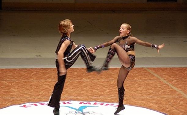 Тульские танцоры отличились в Подмосковье