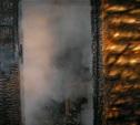 В Веневе сгорел частный дом