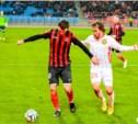 Канонир Рыжков не считает игру с «Арсенала» с «Амкаром» идеальной