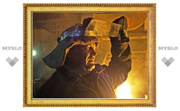 На Косой Горе отметили День металлурга