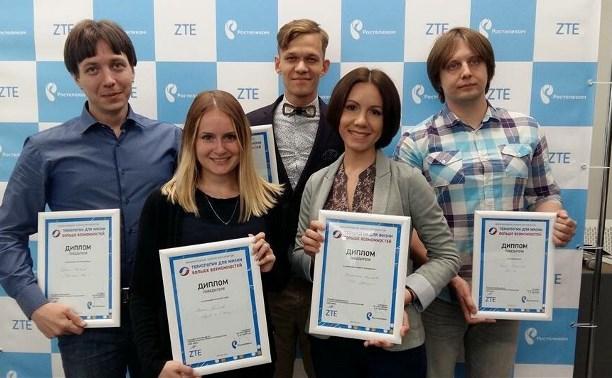 Корреспондент Myslo выиграла федеральный этап конкурса СМИ «Ростелекома»