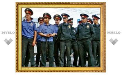 Тульский спикер поздравит милиционеров