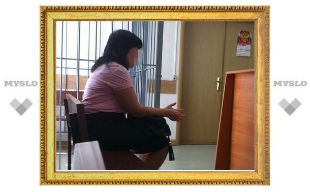 Роман с заключенным стоил сотруднице тульского сизо 80 тысяч рублей
