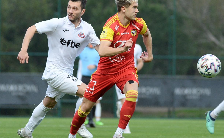 Тульский «Арсенал» обыграл болгарскую «Монтану» со счетом 4:0