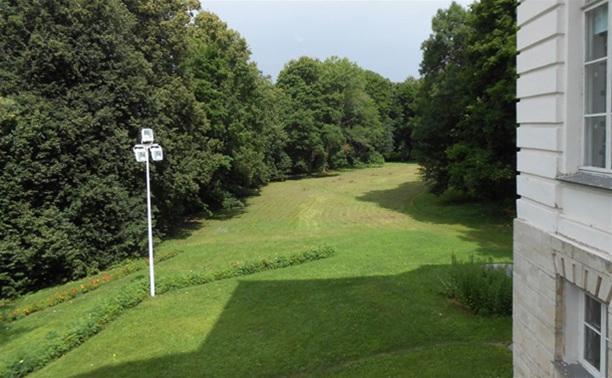 В Богородицком парке проведут реконструкцию ландшафта