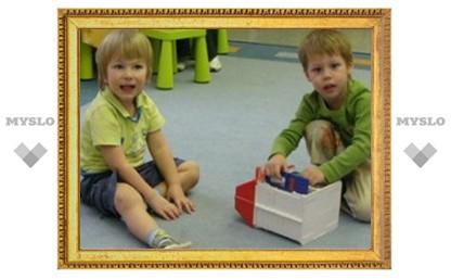 В Туле повысили плату за детский сад