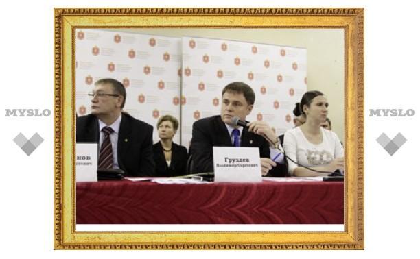 Владимир Груздев проверил работу ефремовских чиновников