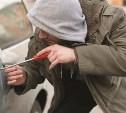 В Тульской области задержан мужчина, угнавший неисправное авто