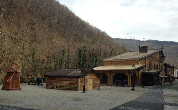 Спецкор Myslo в олимпийском Сочи побывала в этнопарке «Моя Россия»