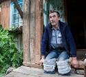 В Тульской области безногий инвалид выживает в заброшенном доме