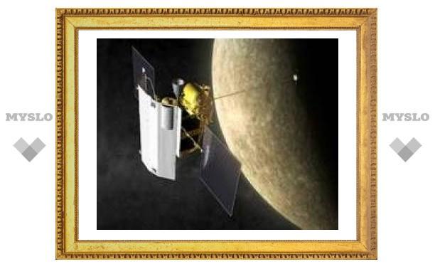 Messenger пролетел на рекордно близком расстоянии от Меркурия