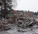 За сброс отходов Алексинского тубдиспансера подрядчик ждёт суда