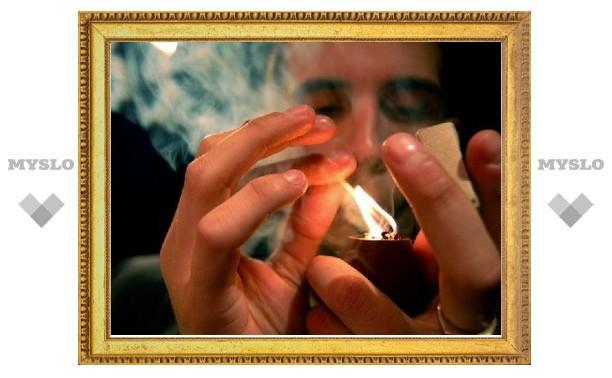 Под Тулой пьяный курильщик чуть не сжег весь дом