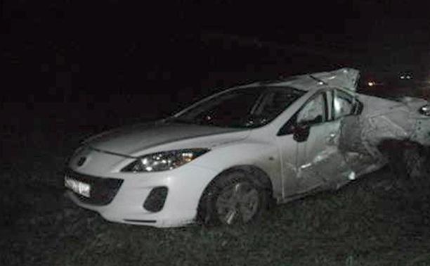 В ДТП на трассе «Дон» пострадал житель Московской области