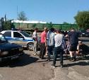В Туле на ул. Рязанской сбили пешехода
