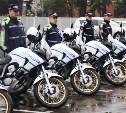 За неделю мотобатальон ГИБДД задержал двух пьяных мотоциклистов