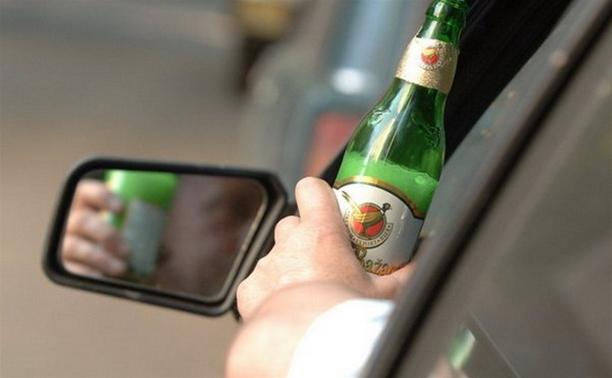Полицейский из подмосковья задержан пьяным за рулем под Тулой