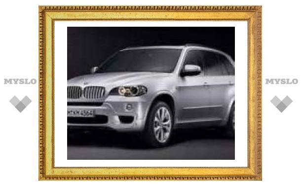 """BMW представила спорт-пакет """"М"""" для внедорожника X5"""