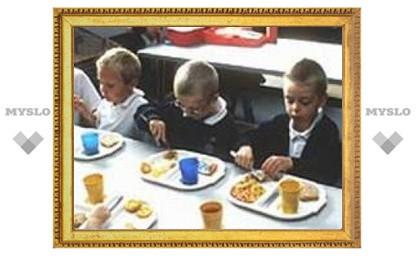 В Туле подорожали школьные обеды