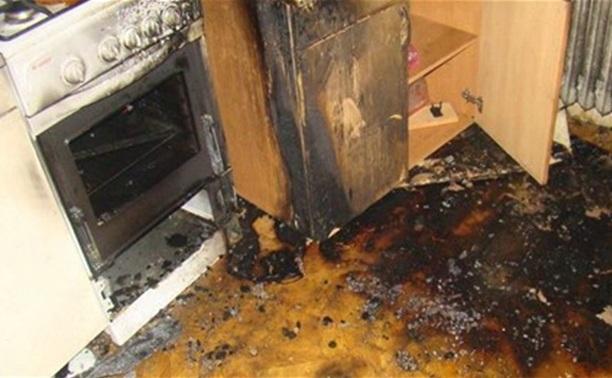Пострадавший при пожаре в Криволучье отравился угарным газом