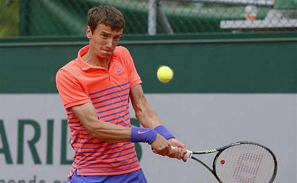 Тульский теннисист Андрей Кузнецов разозлил испанца Рафаэля Надаля