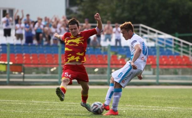 Молодежка «Арсенала» обыграла сверстников из «Зенита»