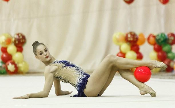 Художественная гимнастика: «Осенний вальс» вновь закружил Тулу