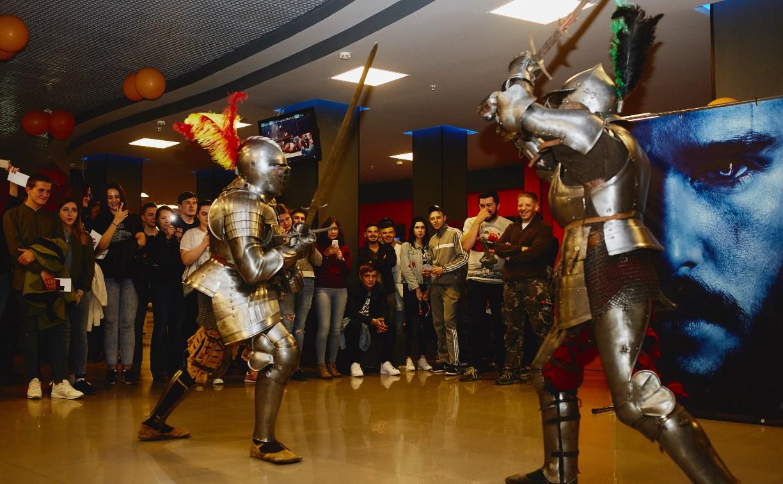 Более 250 туляков посмотрели финал сезона «Игры престолов» на большом экране