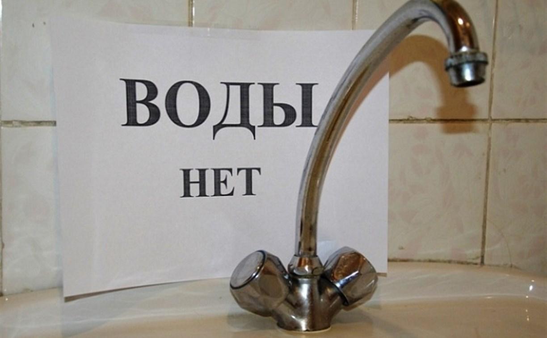 Из-за коммунальной аварии пос. Ленинский остался без воды