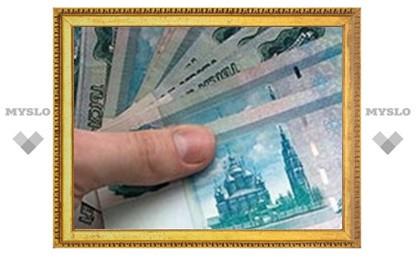 В Зареченском районе не платят за кредиты