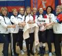 Тульские волейболистки выиграли международный турнир