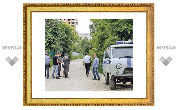 В Туле найдено полуобнажённое тело женщины