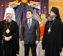 В Тульской православной гимназии прошёл Рождественский приём
