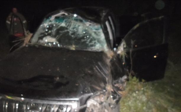 В ДТП под Щекино пострадали четыре человека